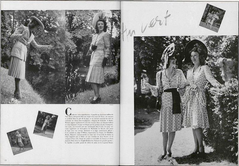 上世纪20年代服装特点