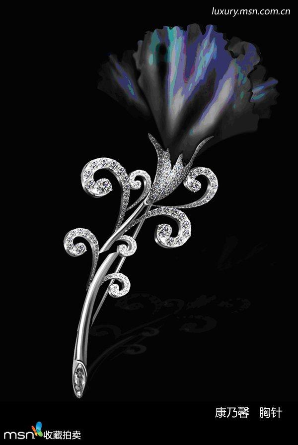 中国珠宝设计大师任进讲述自己的设计之道